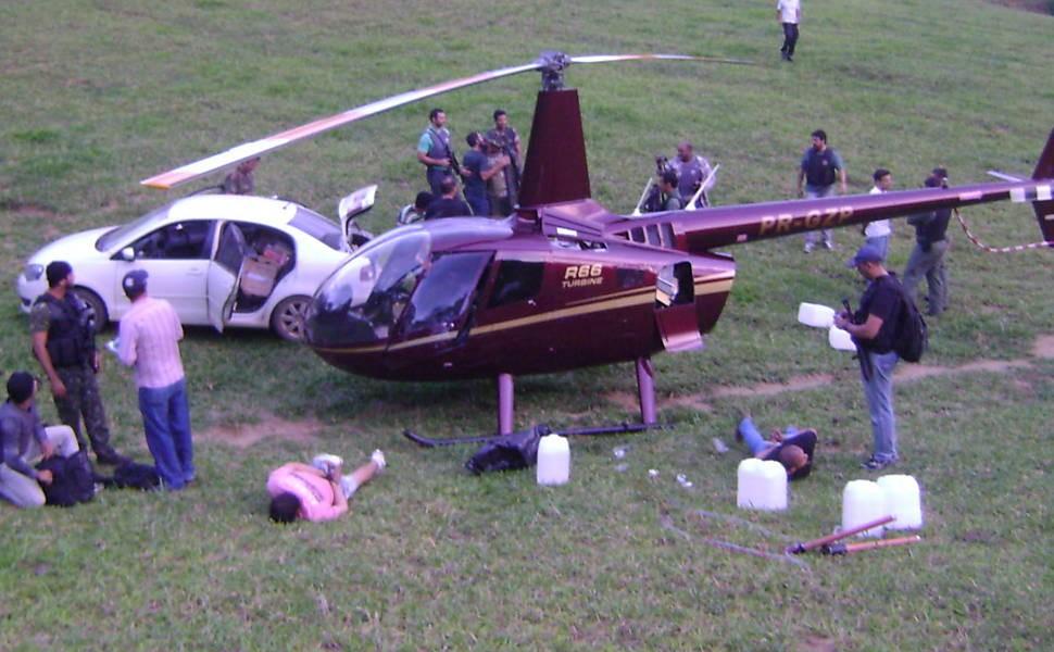 helipóptero