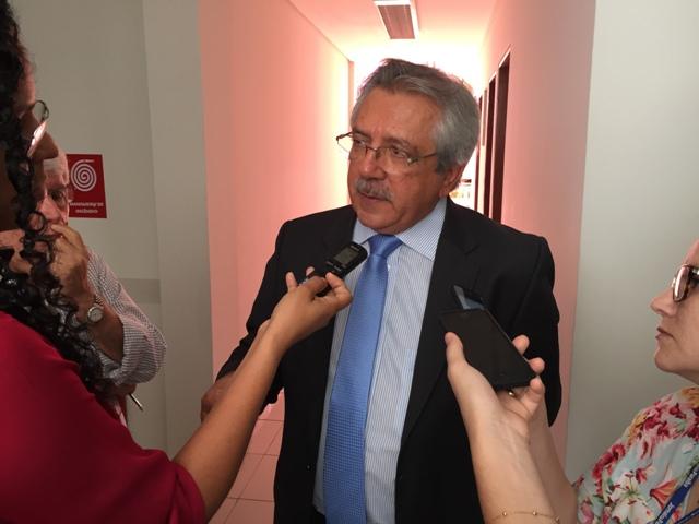Fernando Catão, conselheiro do TCE (Foto: TCE/PB)