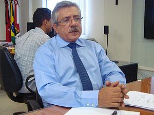 Fernando Catão, conselheiro do TCE (Foto: G1 Paraíba)