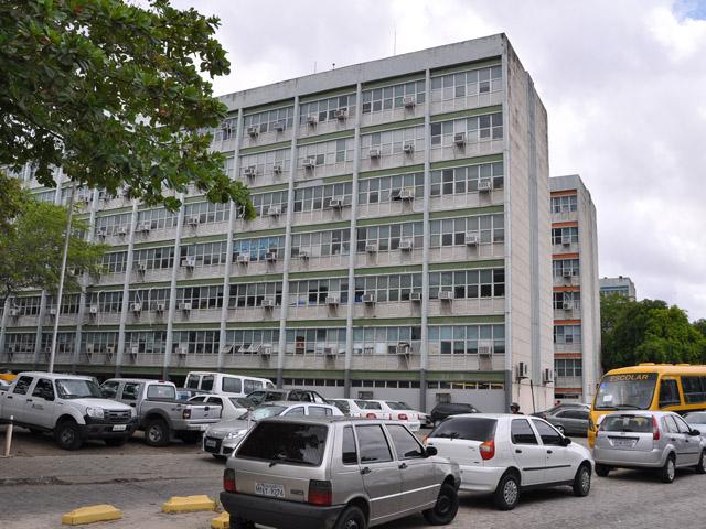 Centro Administrativo Estadual em João Pessoa (Foto: Secom-PB)