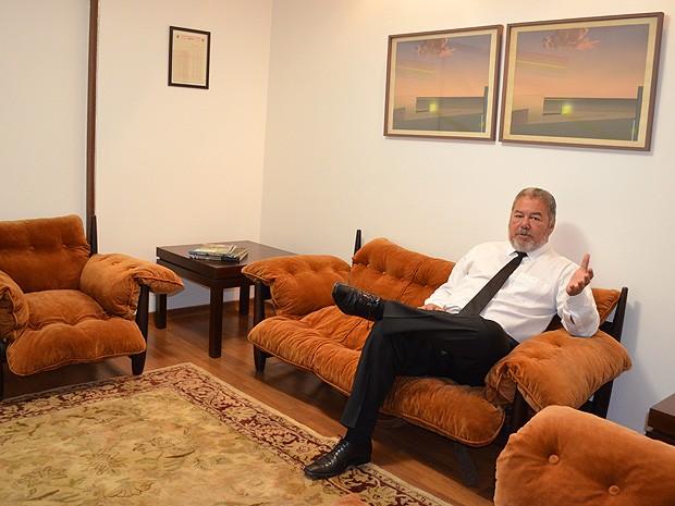 Marcos Pires, advogado de Roberto Santiago (Foto: G1 Paraíba)