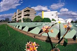 Hospital Sarah Kubistschek em Brasília (Foto: sarah.br)