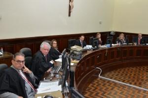 Seção Especializada Cível do TJPB (Foto de Arquivo do Tribunal)