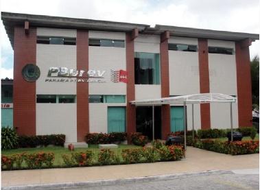 Sede da PBPrev em João Pessoa (Foto: PBPrev)
