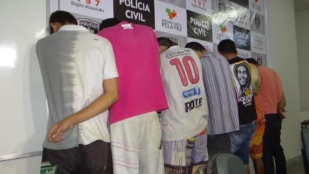 Gang especializada em clonar cartões de crédito foi desmantelada pela DDF em julho último (Foto: policiacivil.pb.gov.br)