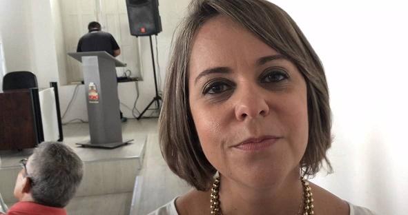Daniella Bandeira, secretária de Planejamento da PMJP