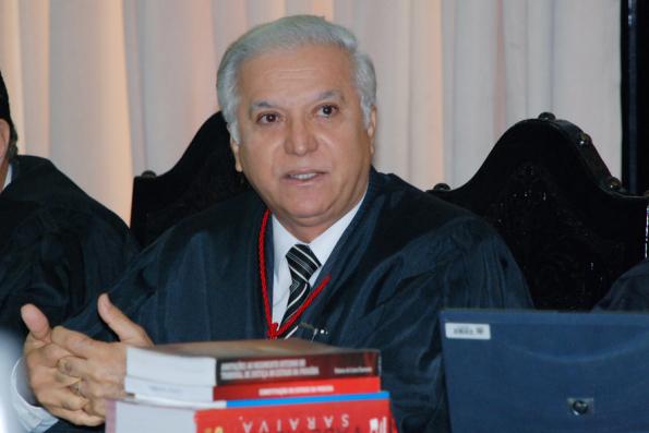 Desembargador Marcos Cavalcanti, presidente do TJPB (Foto: TJPB)