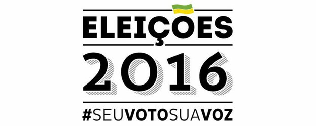 eleições 2016 logo tse