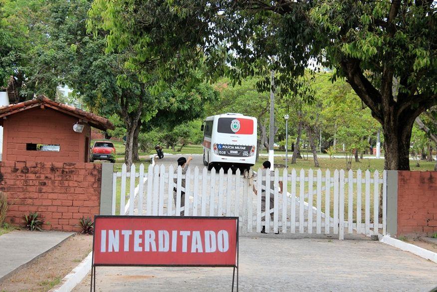 Granja Santana: o lugar mais seguro da Paraíba (Foto: ClickPB)