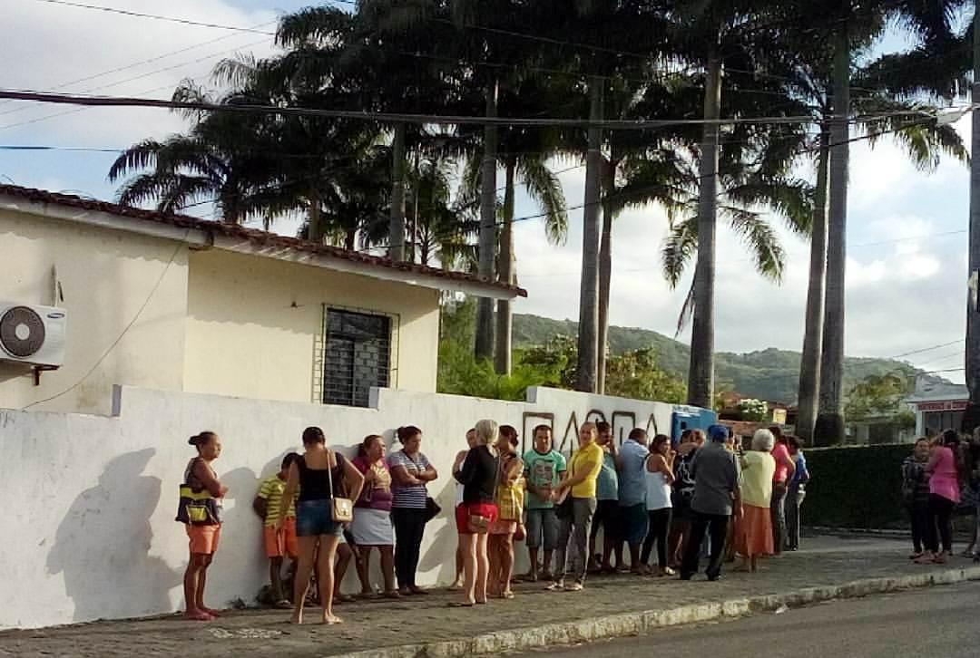 Saúde é o serviço menos eficiente em Guarabira (Foto: Aurélio Damião/Instagram/Guarabira 50 graus)