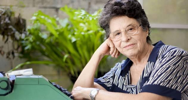 Maria Valéria Rezende (Foto: Divulgação/Adriano Franco - O Globo)