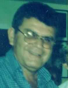Luiz Antônio, quando pároco de Boa Viagem (Foto: Igreja Nova)