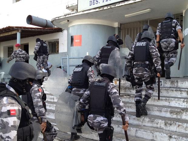 Róger: rebeliões frequentes e agora alvo de denúncias de tortura (Foto: G1)