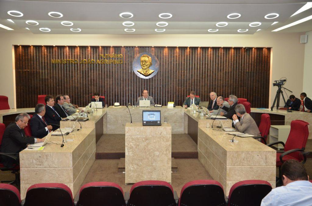 Além da Secom, outras quatro secretarias tiveram contas aprovadas hoje (Foto: Ascom/TCE)