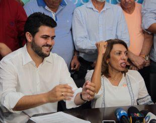 Wilson Filho ajudaria Cida mais como concorrente (Foto: Divulgação/MaisPB)