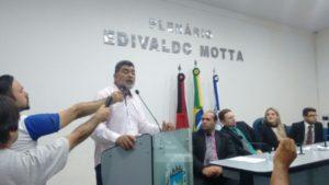 Lenildo Morais terá que cancelar seleção por ordem do TCE (Foto: Divulgação)