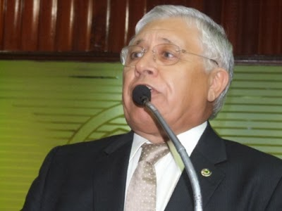 Francisco Quintans, ex-secretário estadual de Infraestrutura (Foto: Portal do Curimataú)