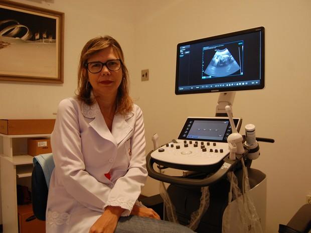 Adriana Melo, finalista de prêmio nacional que incentiva a ciência