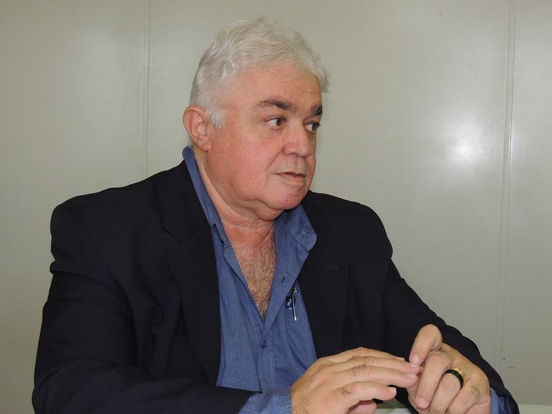 Fábio Liberalino da Nóbrega, Defensor Público (Foto: Cândido Nóbrega)