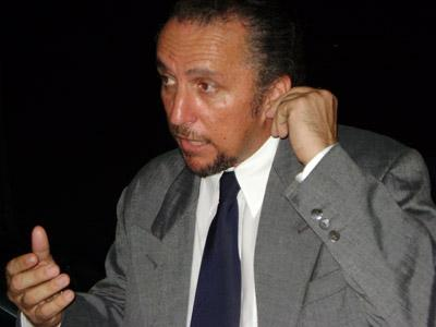 Francisco Jácome Sarmento: adutora Gramame-Campina é inviável (Foto: Arquivo/JP)