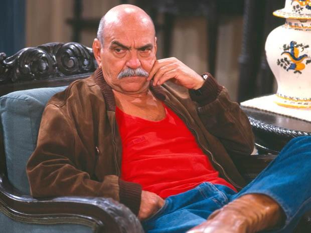 O ator Lima Duarte (Foto: canalviva.globo.com)