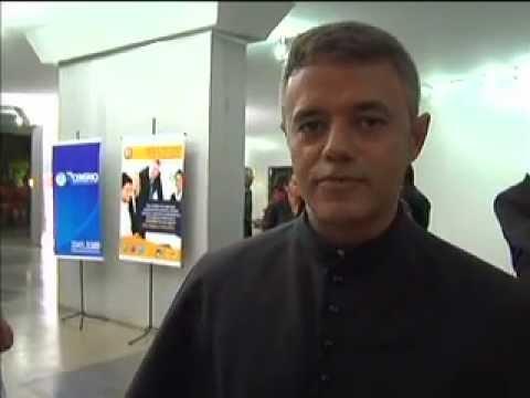 Monsenhor Jaelson, um dos religiosos afastados pela Arquidiocese (Foto: YouTube)