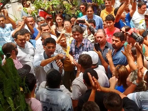 Informações da gestão do prefeito Netinho não batem com o Sagres (Foto: G1 PB)