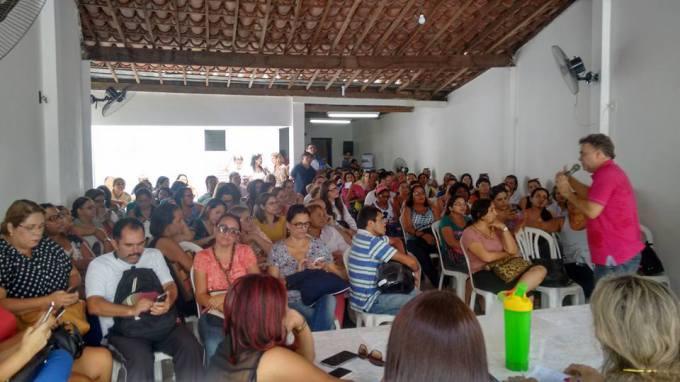 Caos em Santa Rita afeta tanto servidores da ativa como aposentados (Foto: Arquivo/santaritaverdade.com)