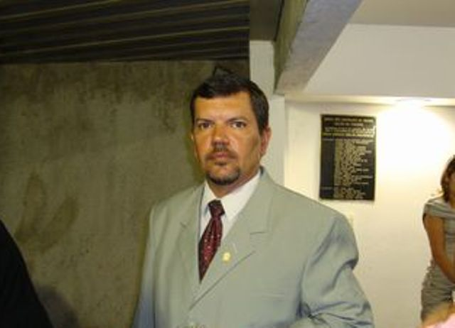 Delegado Giovani Giacomelli (Foto: Arquivo/Wscom)