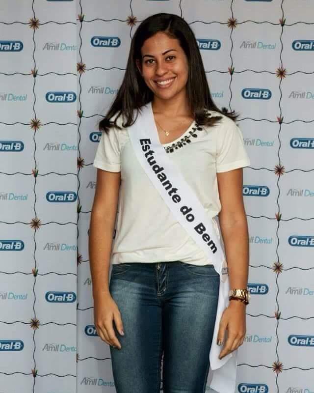 Rebeca Soares (Foto: UEPB)