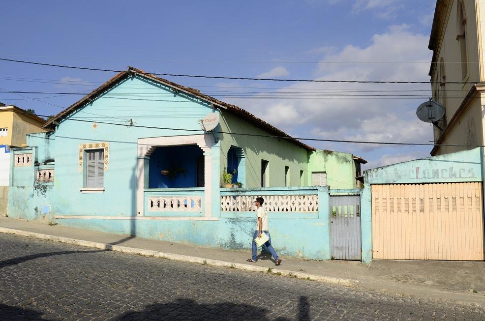 Casa do Paravéi, onde fomos inquilinos da padroeira da cidade
