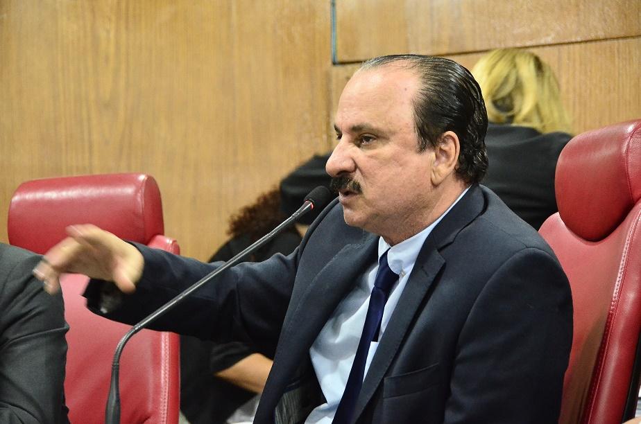 Durval quer ser presidente da Câmara pela sétima vez consecutiva (Foto: CMJP)