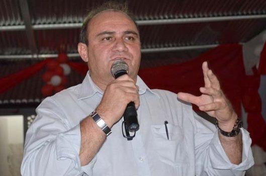 José Edvan Félix, ex-prefeito de Catingueira (Foto: diamanteonline.com.br)