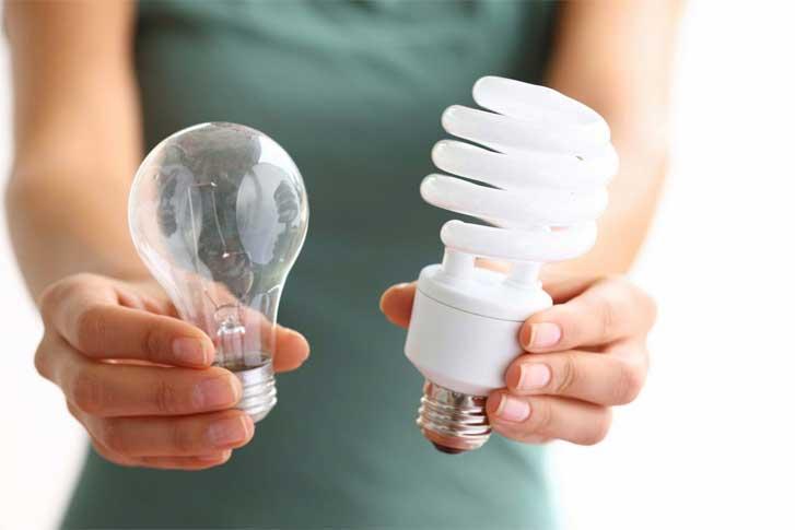 Troca reduz consumo e melhora iluminação (Foto: Fórum da Construção)