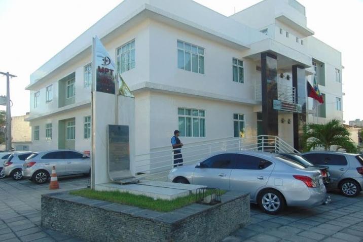 Sede do MPT-PB em João Pessoa (Foto: Primeiro Minuto)