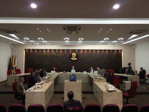 Prazo fatal para os prefeitos foi fixado na sessão plenária de hoje (Foto: Ascom/TCE)