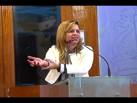 Raíssa Lacerda (Foto: YouTube)