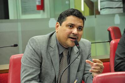 Vereador Renato Martins, o denunciante (Foto: CMJP)