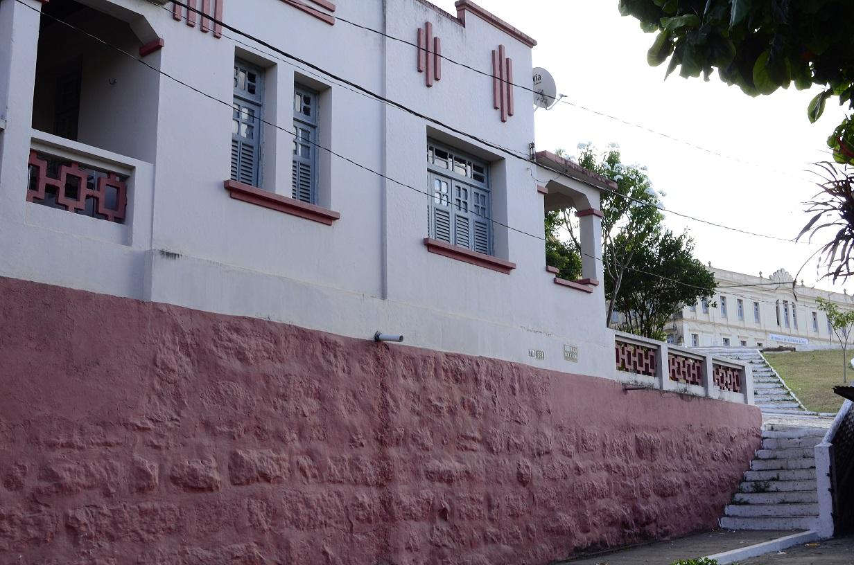Casa da Praça do Colégio, última residência em Bananeiras