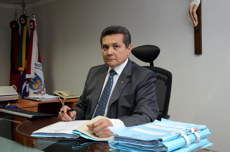 João Alves, o eleito, deve assumir em fevereiro de 2017 (Foto: TJPB)