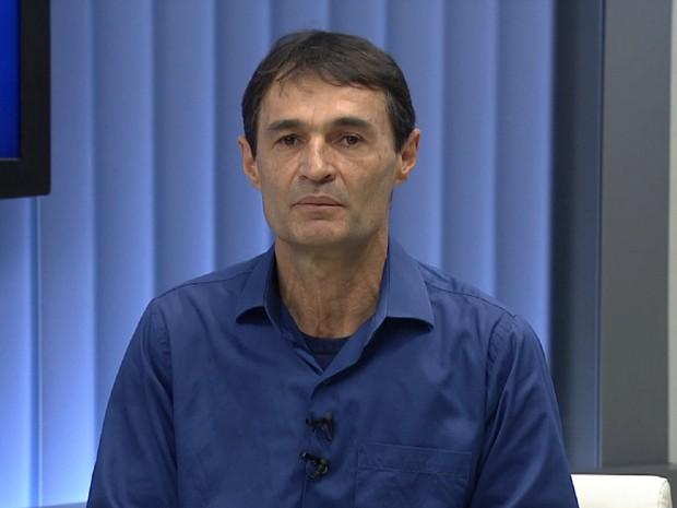 Romero Rodrigues, prefeito de Campina Grande (Foto: G1)