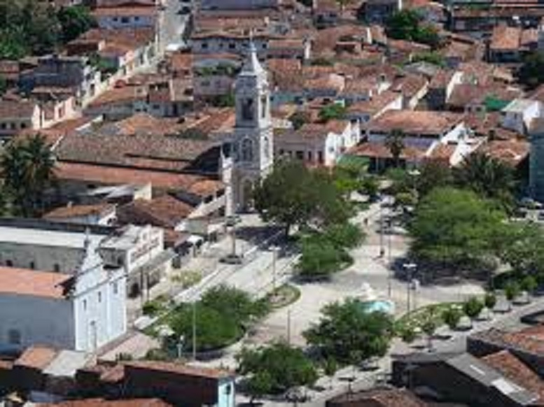 Uma cidade dominada pelo caos (Foto: Santa Rita em Foco)
