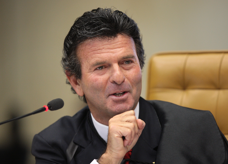 Ministro Luiz Fux, do STF (Foto: Veja)