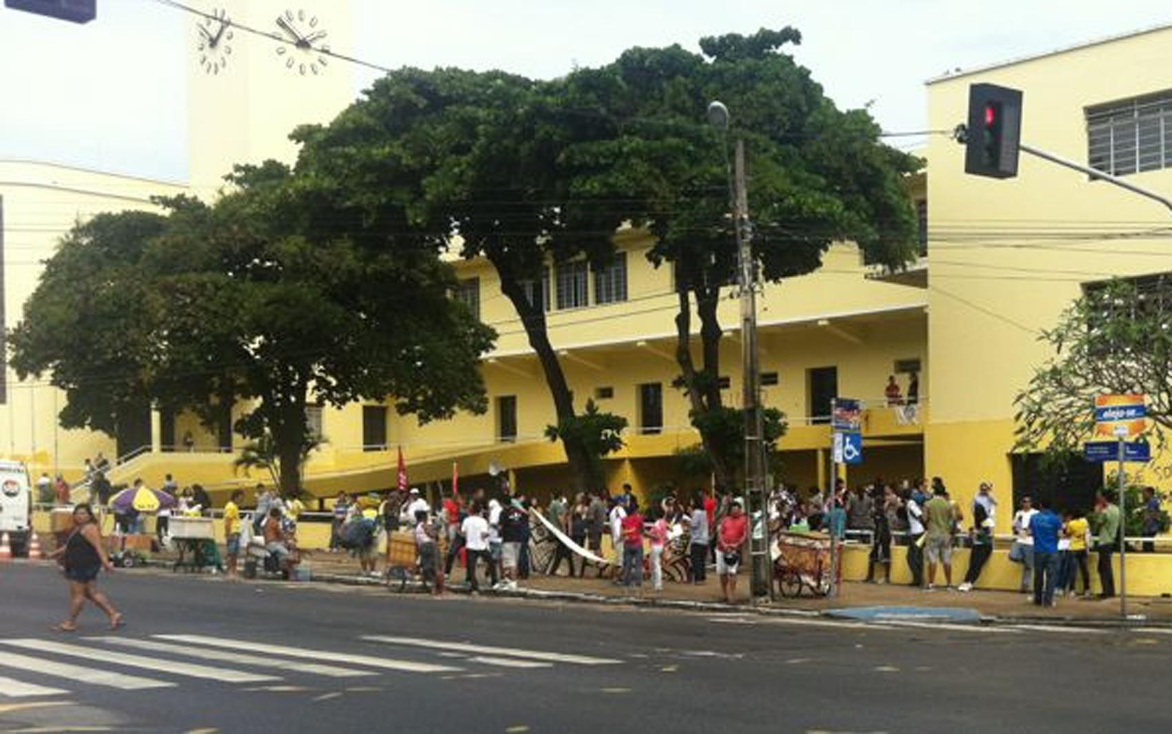 Liceu Paraibano (Foto: G1/O Globo)